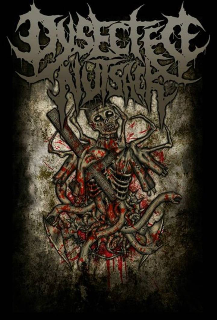 Dysected Nutsack Tour Dates