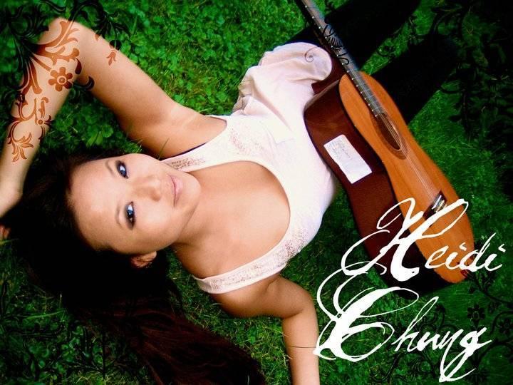Heidi Chung Music Tour Dates