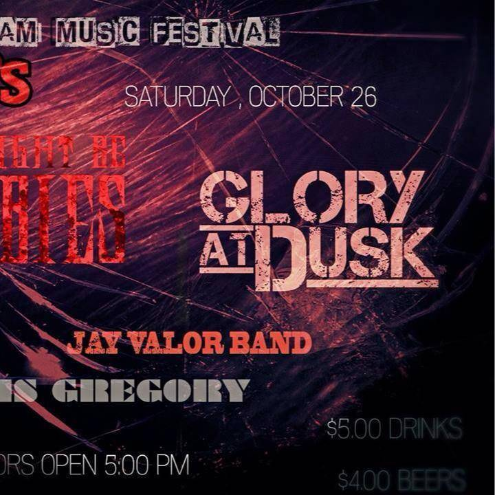 Glory at Dusk Tour Dates