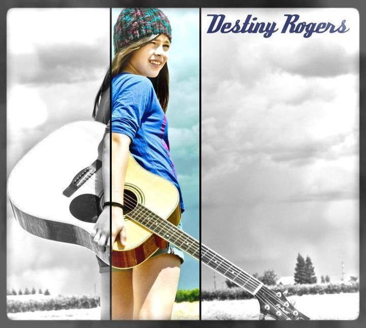 Destiny Rogers Tour Dates