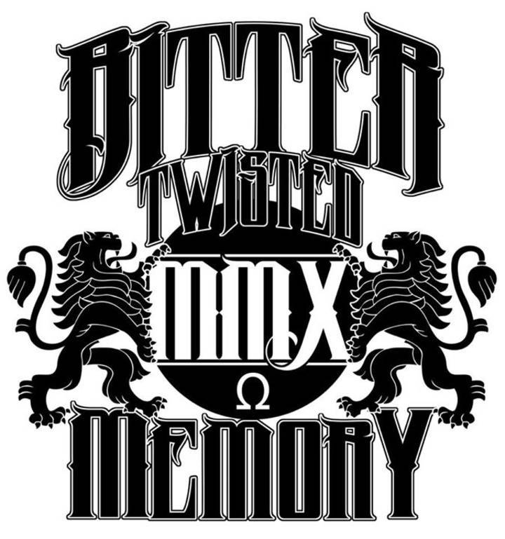 Bitter Twisted Memory Tour Dates