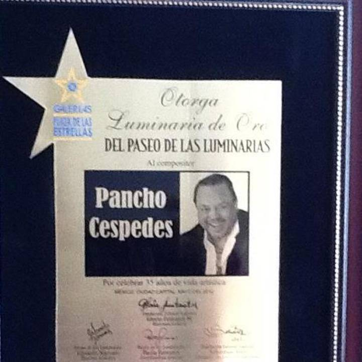 Francisco Cespedes MEXICO Tour Dates