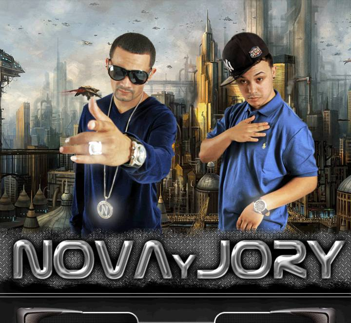 Nova y Jory Tour Dates