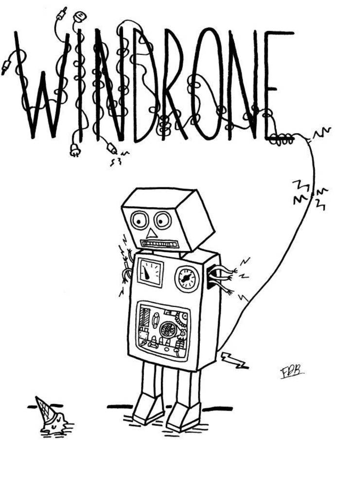 Windrone Tour Dates