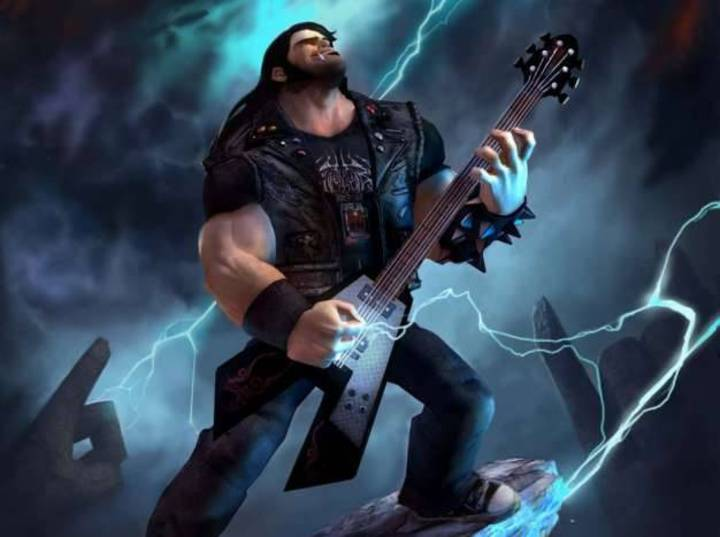 Brütal Legend Tour Dates