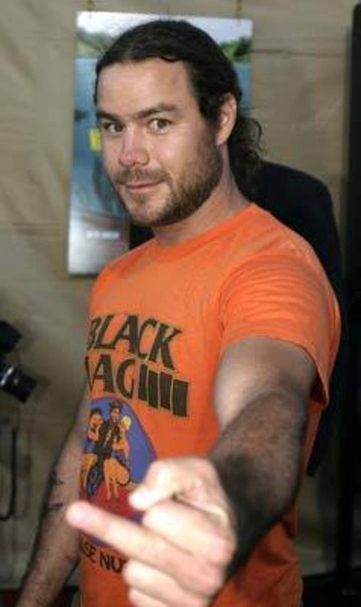 Chris Pontius Tour Dates