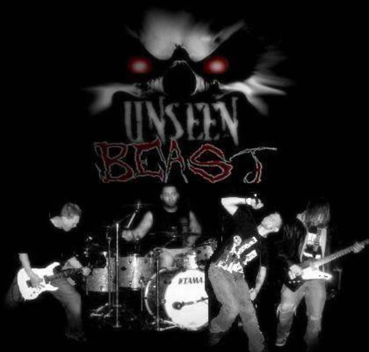 UNSEEN BEAST Tour Dates