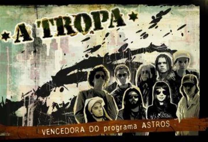 A Tropa Tour Dates