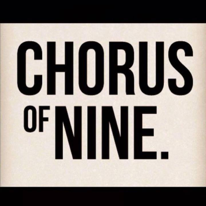 Chorus of Nine Tour Dates