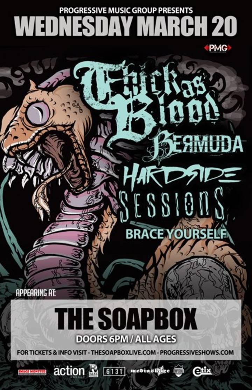 Brace Yourself Tour Dates
