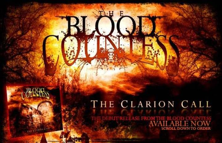 The Blood Countess Tour Dates