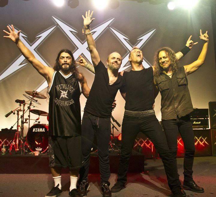 I love Metallica Tour Dates