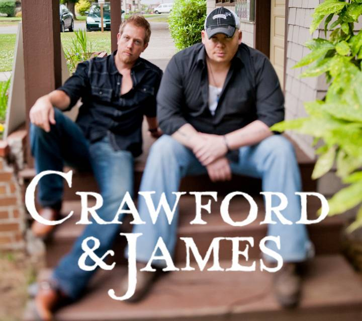 Crawford & James Tour Dates