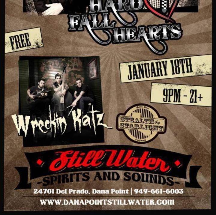 Wreckin Katz Tour Dates