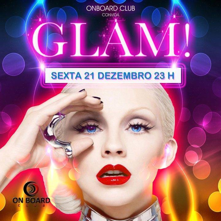 Glam Tour Dates
