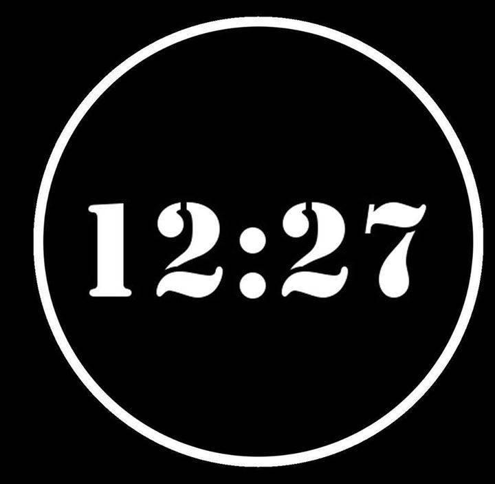 12:27 Tour Dates