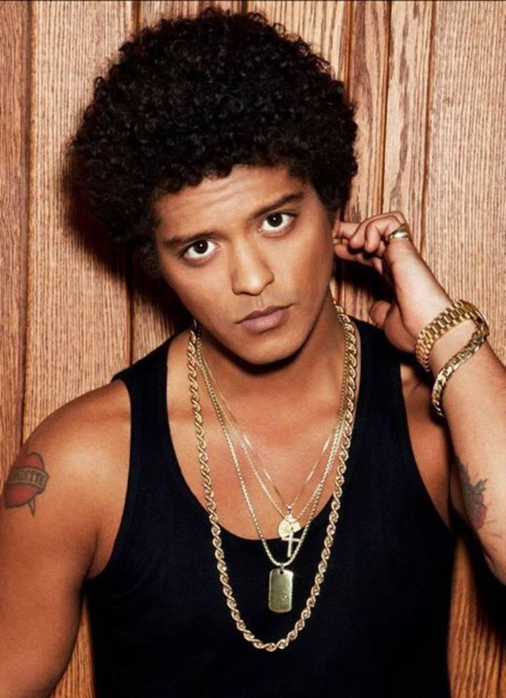 Bruno Mars II Tour Dates