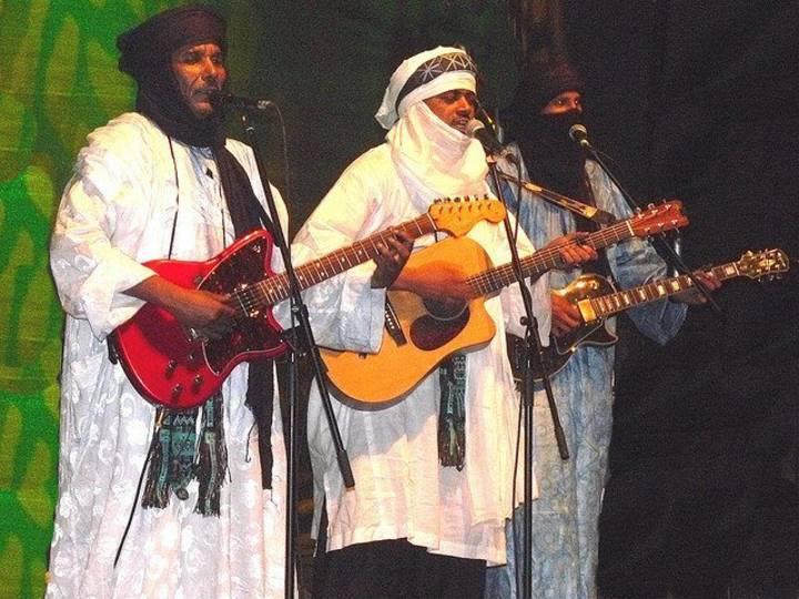 Desert Blues Tour Dates