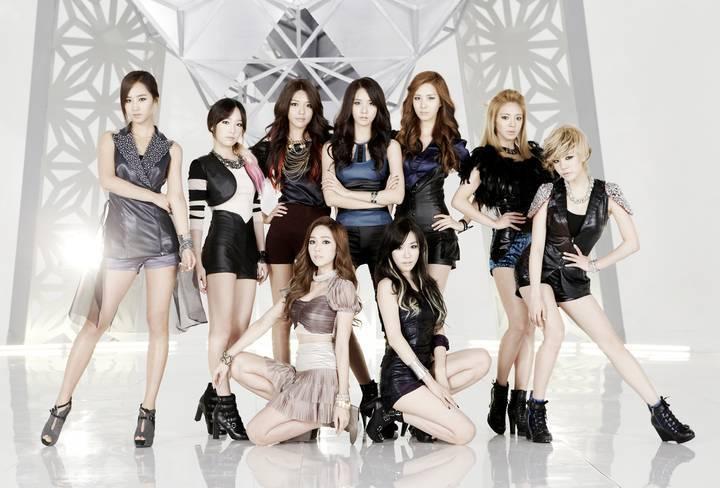 소녀시대 Tour Dates