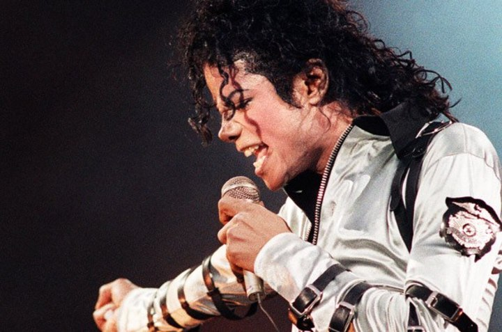 Michael Jackson Brasil Tour Dates