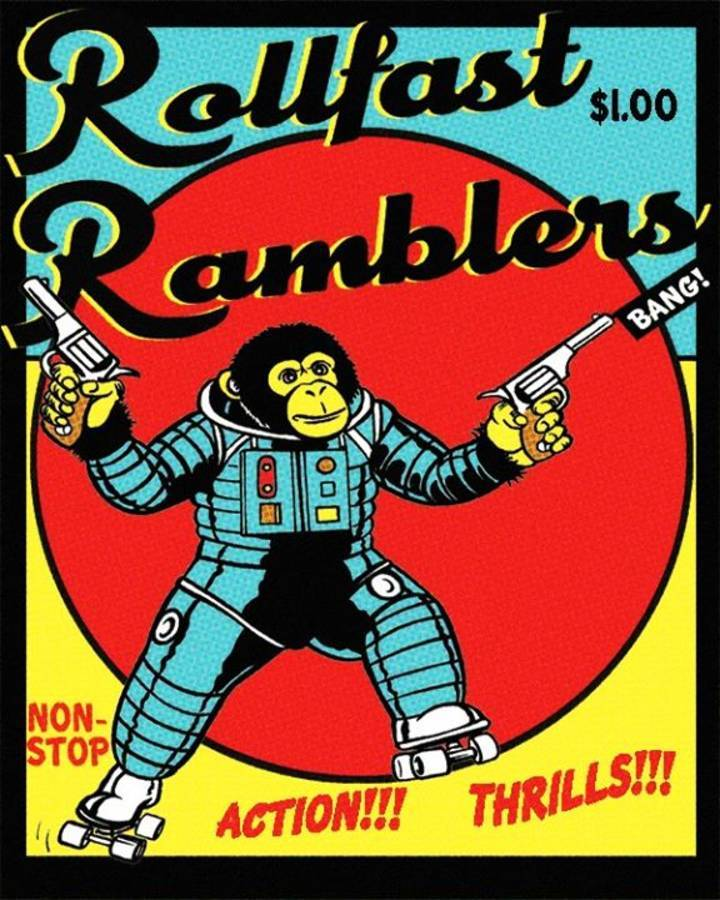 The Rollfast Ramblers Tour Dates