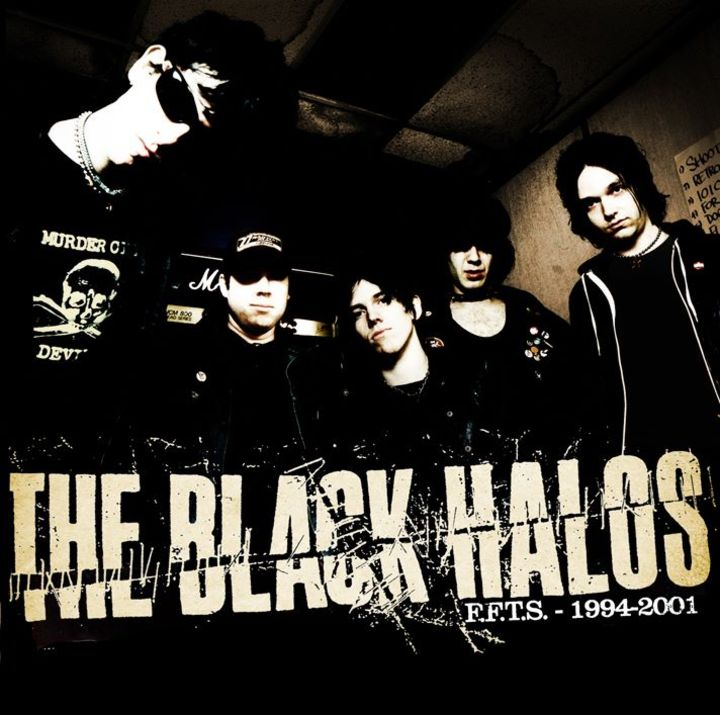 The Black Halos Tour Dates
