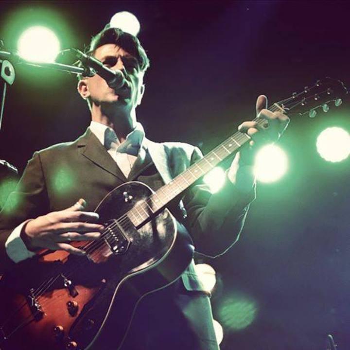 Luke Winslow-King @ Riviera Theatre - Three Rivers, MI