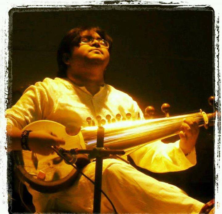 Srinjoy Mukherjee Tour Dates