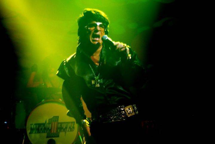 Metal Elvis Tour Dates