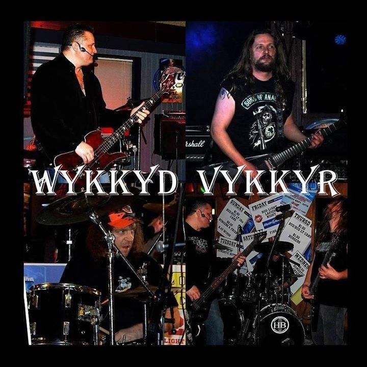 WYKKYD VYKKYR Tour Dates