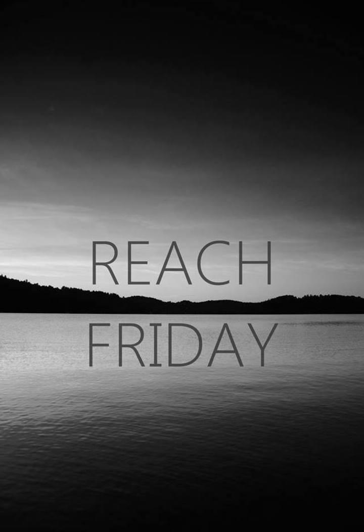 Reach Friday Tour Dates