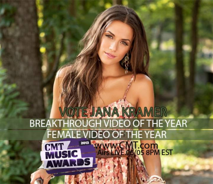 Jana Kramer News @ MAC at Monmouth University - West Long Branch, NJ