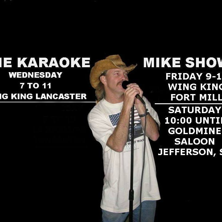 THE KARAOKE MIKE SHOW Tour Dates
