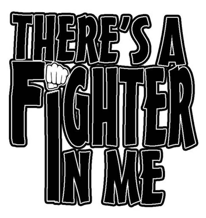 There's A Fighter In Me Tour Dates
