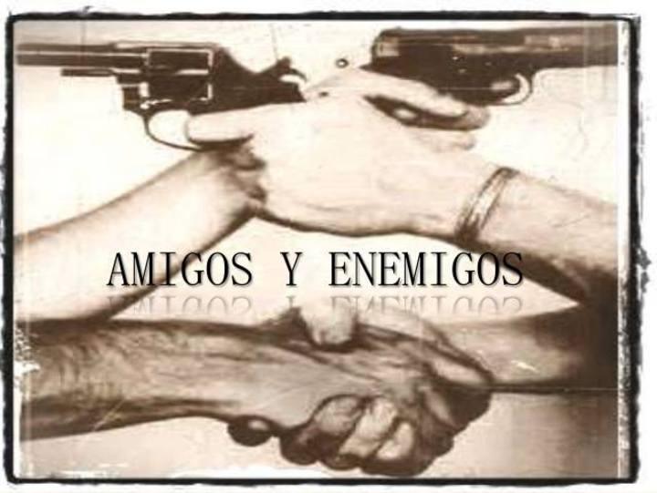 Enemigo Tour Dates