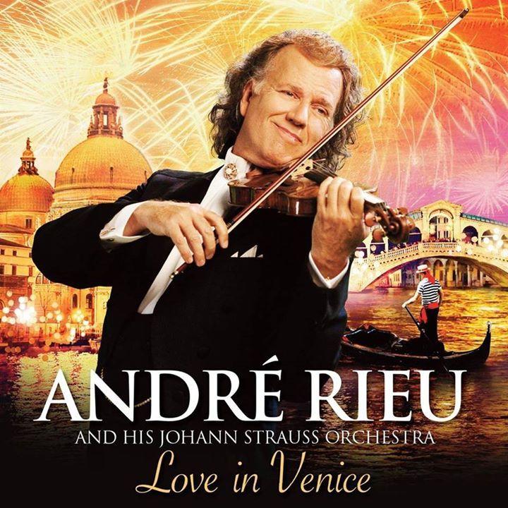 André Rieu @ Capital FM Arena - Nottingham, United Kingdom