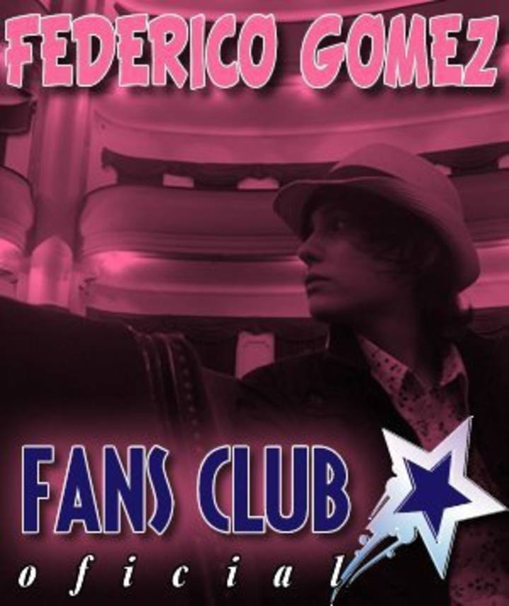 Federico Gomez Tour Dates