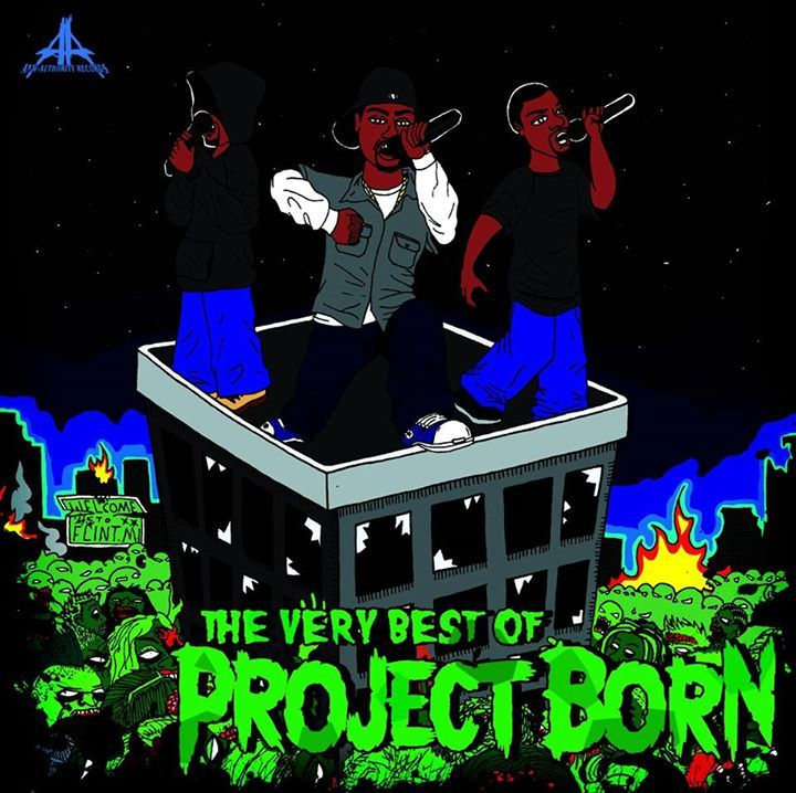 Project Born Tour Dates
