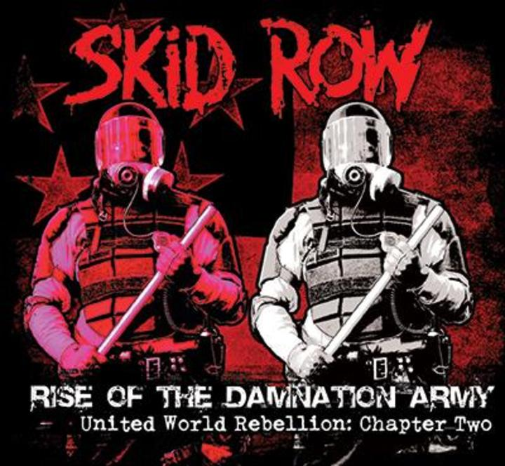Skid Row @ Rock and Road Pool and Bar - Narvarte Poniente, Mexico