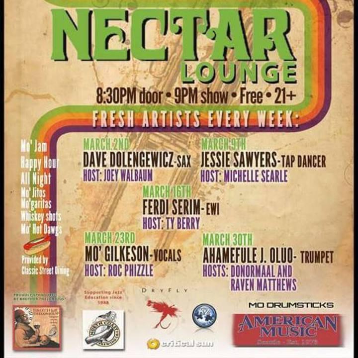 Mo' Jam Mondays @ Nectar Lounge - Seattle, WA