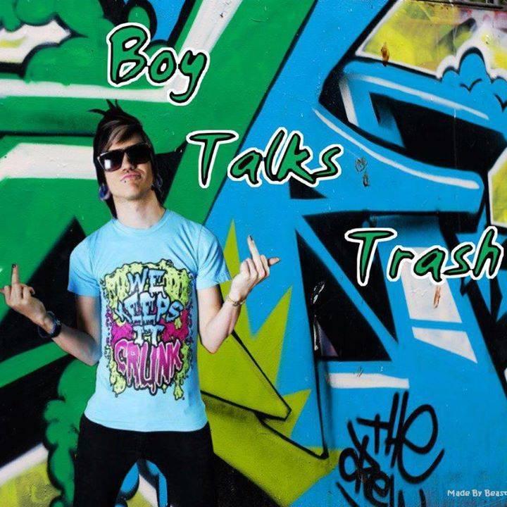 Boy Talks Trash Tour Dates