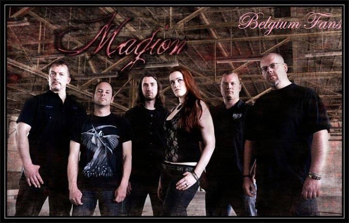 Magion Belgium Fans Tour Dates