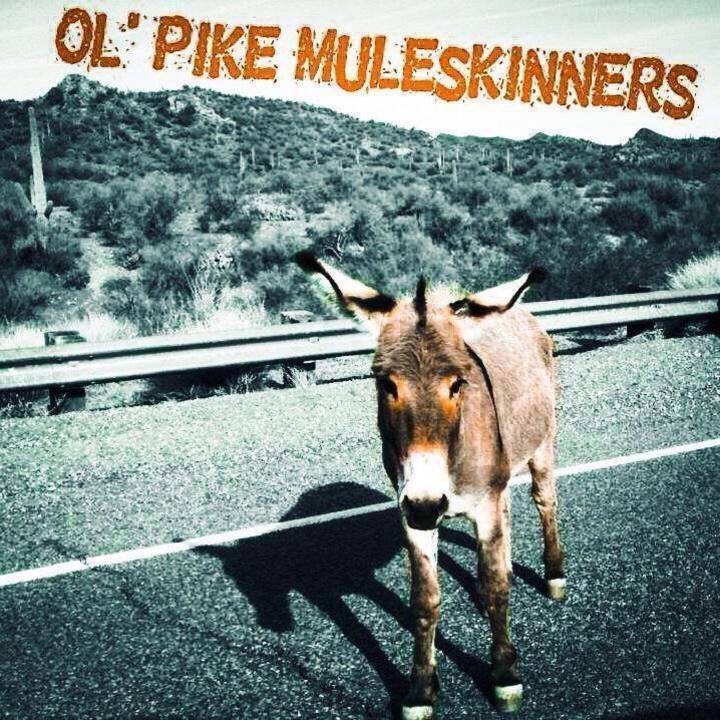 The Ol' Pike Muleskinners Tour Dates