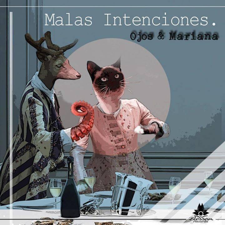 Ojos & Mariana Tour Dates