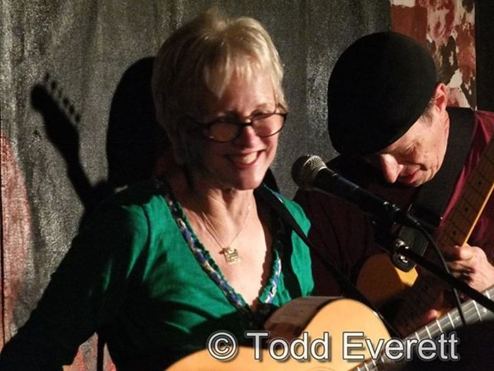 Tracy Newman and the Reinforcements @ The Woodshed at Keith Holland Guitars - Los Gatos, CA