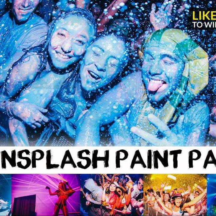 Neon Splash - America Wildest Glow Paint Party Tour Dates