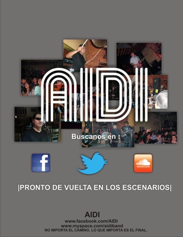 AIDI Tour Dates