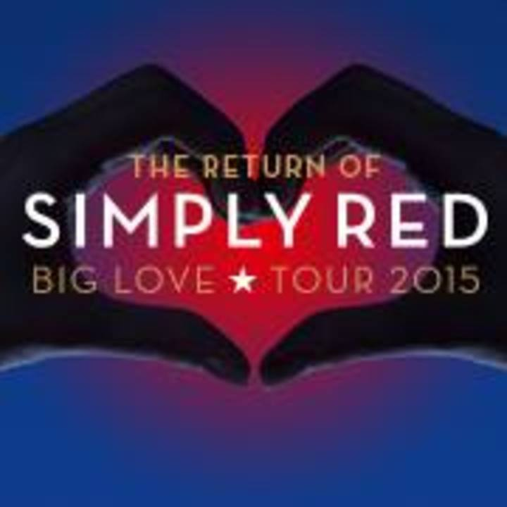 Simply Red Tour Dates