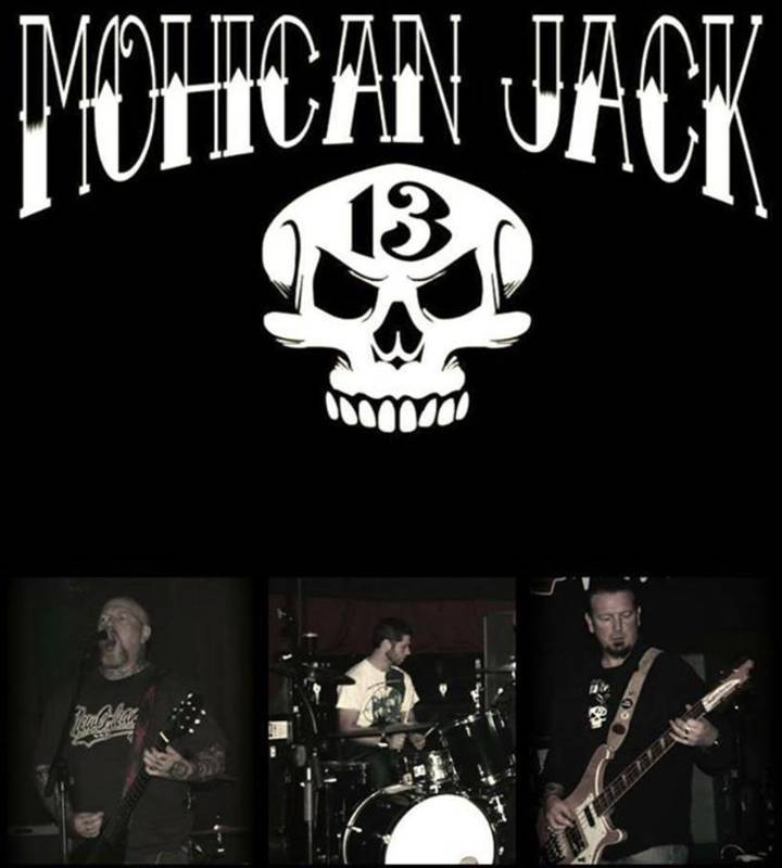 Mohican Jack Tour Dates