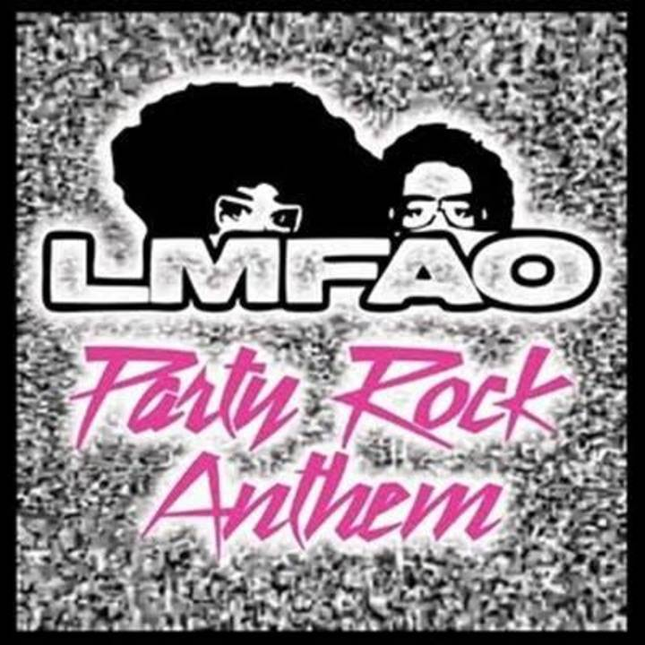 Lmfao party rock anthem Tour Dates